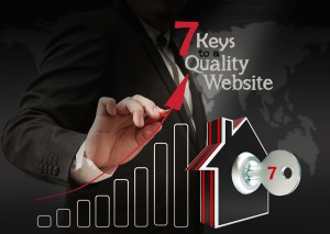 7 Keys to a Quality Website