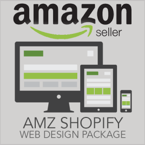 Amazon Seller Shopify Website Design