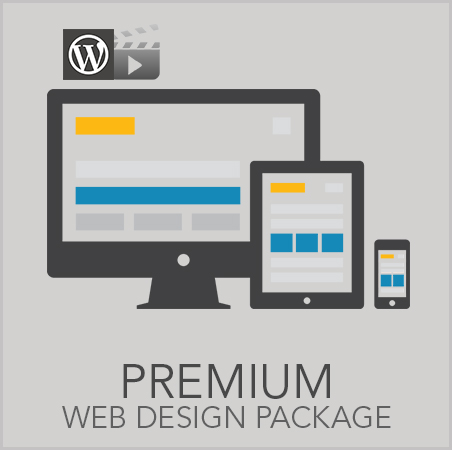 Premium Web Design Package